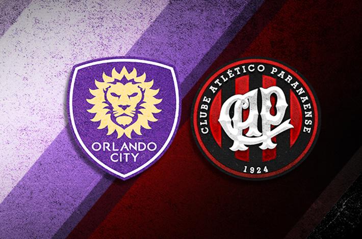 Orlando City SC anuncia parceria com o Atlético Paranaense